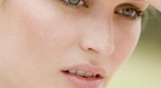 Как убрать гематому на лице