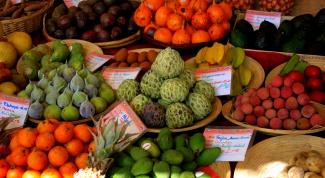 Как продавать фрукты