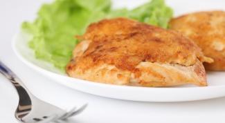 Как приготовить куриное филе в сыре