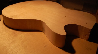 Как сделать самодельную гитару