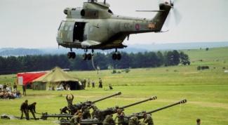 How to go to the Ryazan airborne school