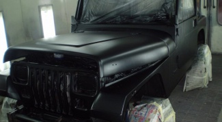 How to cover a car varnish