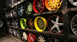 How to paint rims