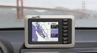 How to install navigation in car