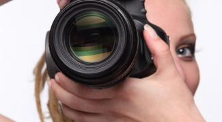 Как сделать фотографию против света