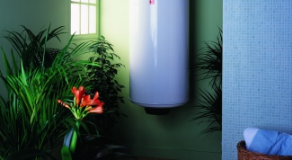 Как закрепить водонагреватель