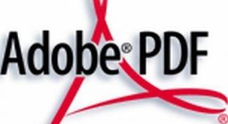 Как создать файл формата pdf