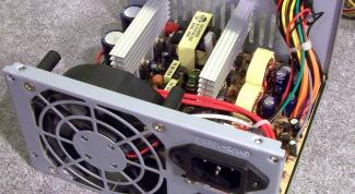 Как поменять вентилятор на блоке питания