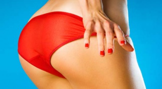 How to increase the volume of the buttocks