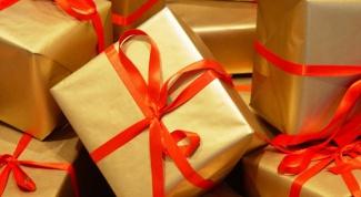 Как выбрать подарок парню