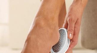 Как избавиться от огрубевшей кожи на пятках