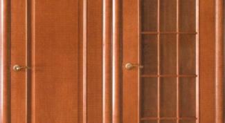 Как снять лак с двери
