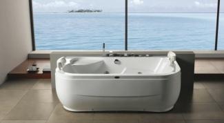 Как установить ванну на плитку