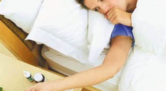 Как лечить сухой кашель при гриппе
