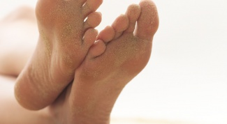 How to reduce the size of the foot