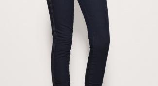 Как разносить джинсы