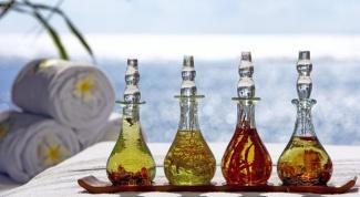 Как использовать ароматические масла