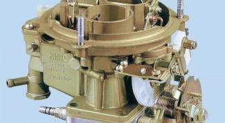 Как заводить карбюраторный двигатель