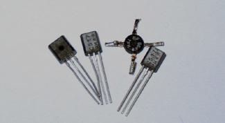 Как открыть транзистор