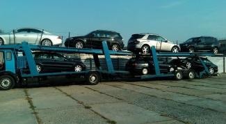 Как доставить авто из Германии