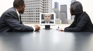 Как провести видеоконференцию