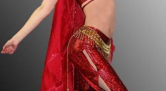 Как сшить арабский костюм