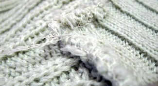 Как сшить детали вязаного изделия