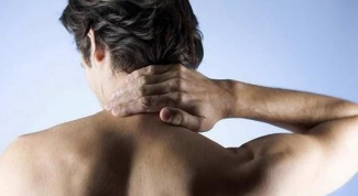How to treat zastuzheny neck