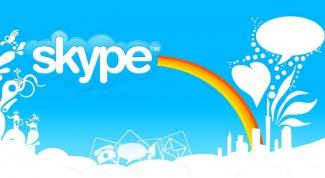 Как удалить аккаунт в Skype