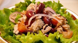 Как приготовить праздничный салат