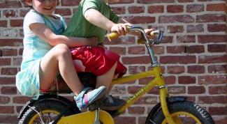 Как выбрать трехколесный велосипед
