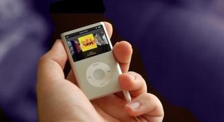 Как записывать музыку на iPod