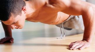 Как качать мышцы без штанги