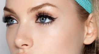 How to increase eyes with eyeliner