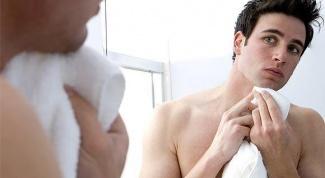 Как избавиться от раздражения на лице после бритья