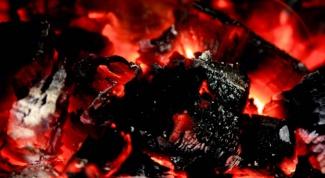 Как поджечь уголь