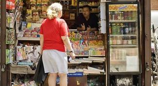 Как получить разрешение на уличную торговлю