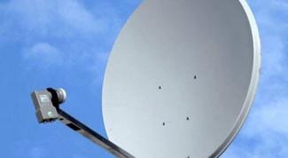 How to set offset antenna
