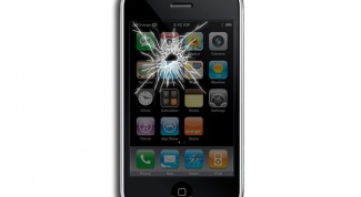 Как заменить стекло Iphone 3G