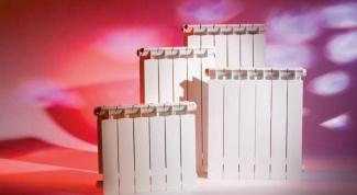 Как выбрать радиаторы биметаллические