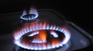 Как отключить газовую плиту