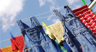 Как избавиться от запаха плесени на одежде