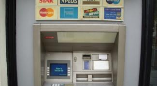 Как оплатить телефон через банкомат