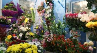 Как открыть цветочный салон