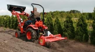 Как выбрать трактор