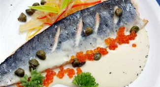 How to prepare fresh herring