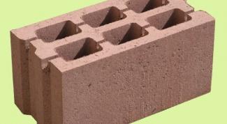 Как изготовить стеновой блок