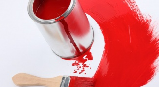 Как покрасить крышу