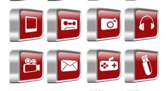 Как восстановить стандартные иконки
