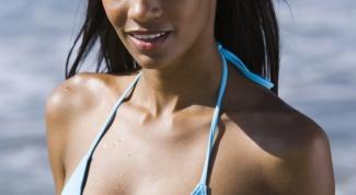 Как вернуть прежнюю форму груди